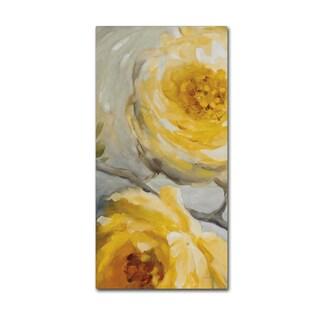 Lisa Audit 'Sunshine XIII' Canvas Art
