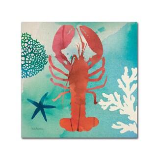 Studio Mousseau 'Under the Sea IV' Canvas Art