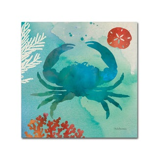 Studio Mousseau 'Under the Sea III' Canvas Art