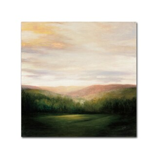 Julia Purinton 'Celebration' Canvas Art