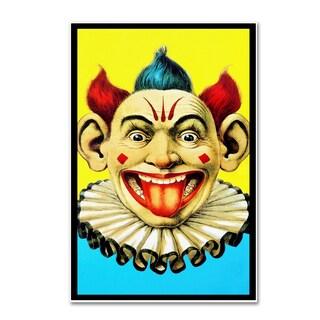 Vintage Lavoie 'Circus 19' Canvas Art