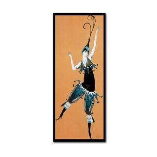 Vintage Lavoie 'De Feure Deco 2' Canvas Art