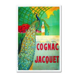 Vintage Lavoie 'Ad 30' Canvas Art