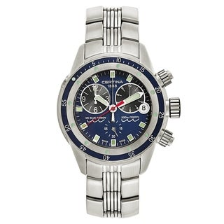 Certina DS Blue Ribbon C007-417-11-041-00 Men's Watch