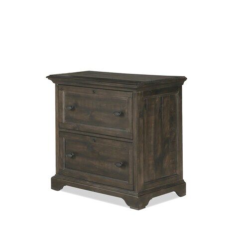 Bellamy Traditional Weathered Peppercorn Lateral File