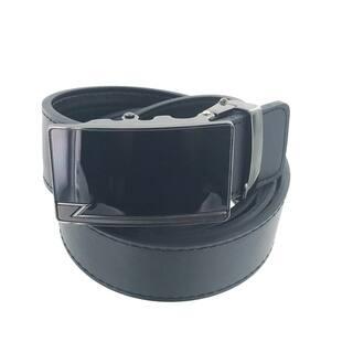 Faddism Mens Rectangular Buckle Leather Belt Model:A55BK https://ak1.ostkcdn.com/images/products/17960296/P24137032.jpg?impolicy=medium