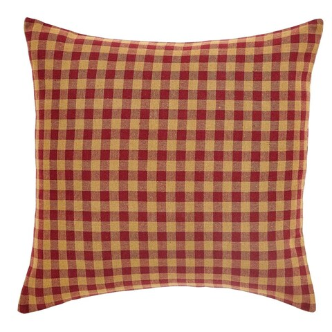 "Check 16"" x 16"" Pillow"