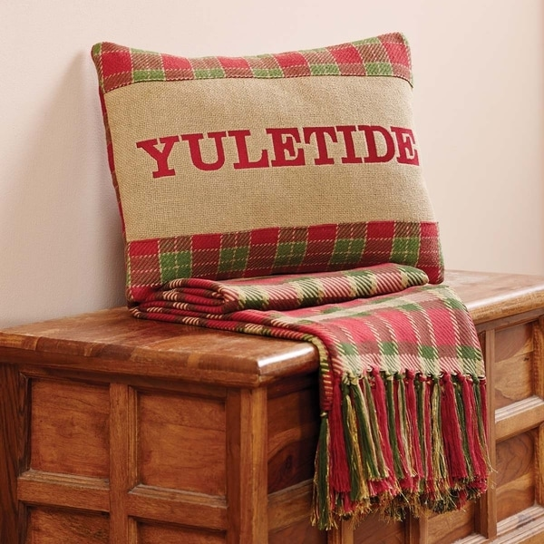 Shop Robert Yuletide 40 X 40 Pillow Free Shipping On Orders Over Adorable 14x18 Pillow Insert