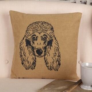 "Dog Pillow 16"" x 16"" Pillow"