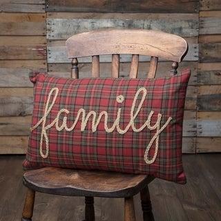 "Tea Star Family 14"" x 22"" Pillow"