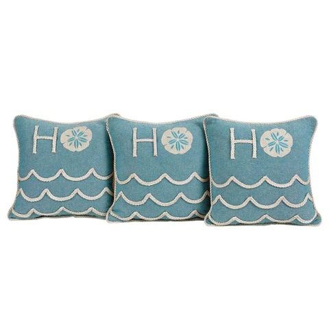 "Sanbourne 12"" x 12"" Pillow Set of 3"