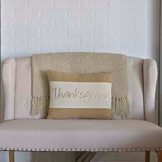 "Thanksgiving 14"" x 18"" Pillow"