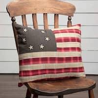 "Liberty Stars Flag 14"" x 18"" Pillow"