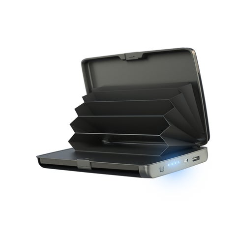 Bell and Howell E-Charge Universal Charger Wallet with RFID Technology