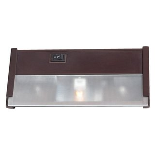 Acclaim Lighting Xenon Undercabinets Collection 1-Light 8-Inch Bronze Light Fixture