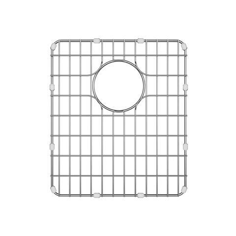 Kraus BG1517 17 inch Stainless Steel Kitchen Sink Bottom Grid, Bumpers - 12-4/5 in. x 14-4/5 in.