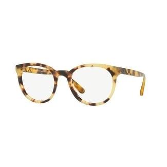 d1a82e7060 Burberry Men  x27 s BE2250F 3278 53 Light Havana Rectangle Plastic  Eyeglasses
