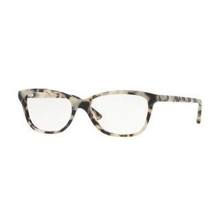 Donna Karan New York Women's DY4662 3742 54 Grey Tortoise Cateye Plastic Eyeglasses