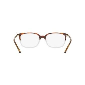 f3fbe10cd2 Shop Michael Kors Women s MK4047 3281 51 Dark Tortoise Crystal Rectangle  Plastic Eyeglasses - Free Shipping Today - Overstock - 17962863