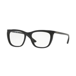 Donna Karan New York Women's DY4680 3688 52 Black Square Plastic Eyeglasses