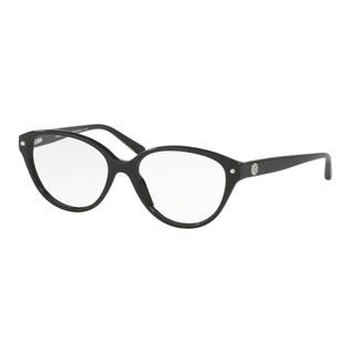 Michael Kors Women's MK4042 3177 51 Black Cateye Plastic Eyeglasses