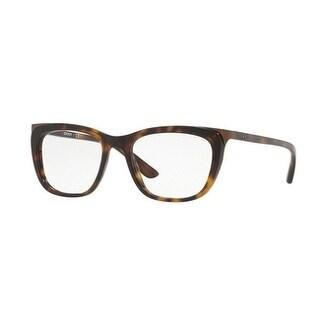 Donna Karan New York Women's DY4680 3702 52 Dark Tortoise Square Plastic Eyeglasses