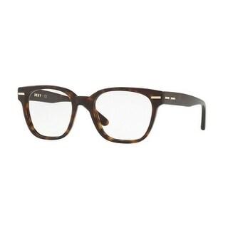 Donna Karan New York Women's DY4679 3702 52 Dark Tortoise Square Plastic Eyeglasses