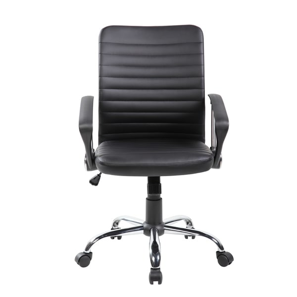 Economic modern PU leather home office desk chair