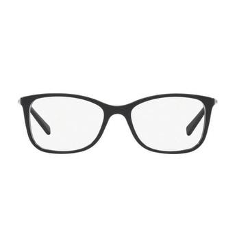 355d7c56ae Shop Michael Kors Women s MK4016 3298 53 Black Rectangle Plastic Eyeglasses  - Free Shipping Today - Overstock - 17963660