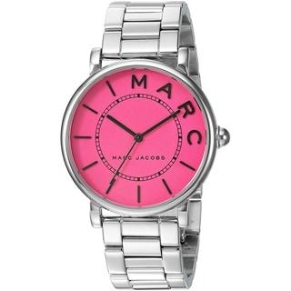 Marc Jacobs Women's MJ3524 'Roxy' Stainless Steel Watch - Pink