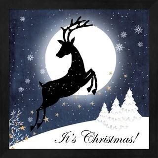 It's Christmas Framed Wall Art