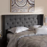Clay Alder Home Bandai Contemporary Fabric Headboard