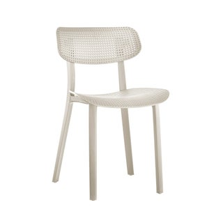 Jamesdar Branson Indoor/Outdoor Chair with Tilting Backrest (Set of 2)