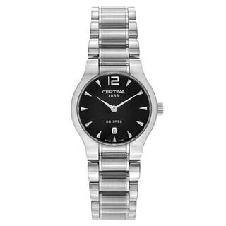 Certina DS Spel C012-209-11-057-00 Women's Watch