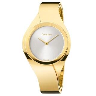 Calvin Klein Senses K5N2M526 Women's Watch