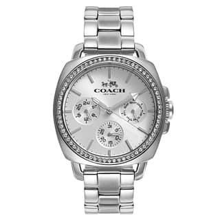 Coach Boyfriend 14502079 Women's Watch|https://ak1.ostkcdn.com/images/products/17964450/P24140756.jpg?impolicy=medium