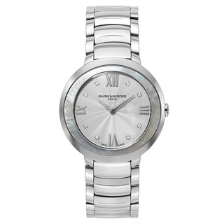 Baume and Mercier Promesse MOA10178 Women's Watch