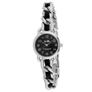 Coach Delancey 14502725 Women's Watch|https://ak1.ostkcdn.com/images/products/17964469/P24140768.jpg?impolicy=medium