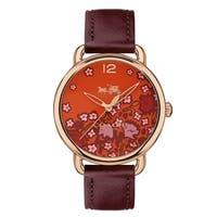 Coach Delancey 14502730 Women's Watch
