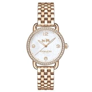 Coach Delancey 14502697 Women's Watch
