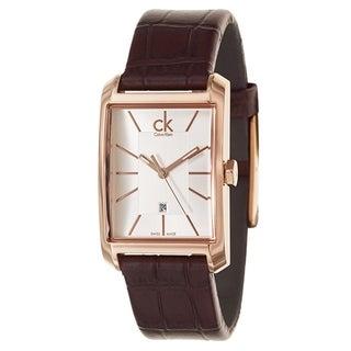 Calvin Klein Window K2M23620 Women's Watch