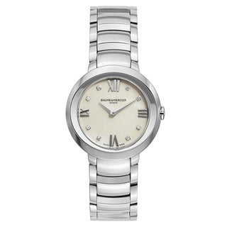 Baume and Mercier Promesse MOA10158 Women's Watch