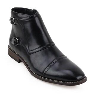 Xray Burke Monk-strap Boot