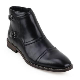 Xray Burke Monk-strap Boot (Option: 9.5)|https://ak1.ostkcdn.com/images/products/17964699/P24141160.jpg?impolicy=medium