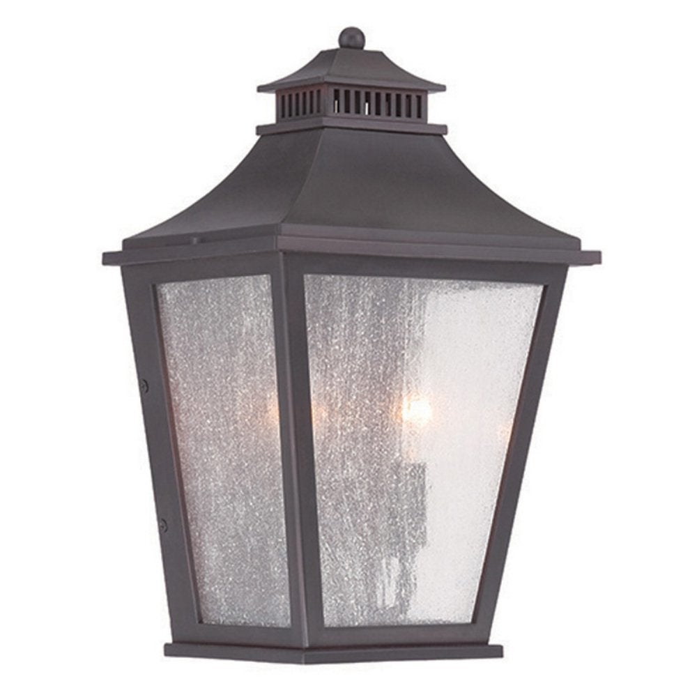 Chapel Hill 2 Light Oil Rubbed Bronze Outdoor Wall Lantern Overstock Com Shopping The Best Deals On Outdoor Wall Lanterns 24141194