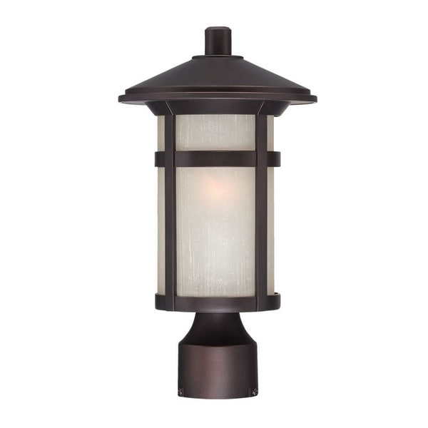 Commercial Lighting In Phoenix: Shop Acclaim Lighting Phoenix Collection Post Lantern 1