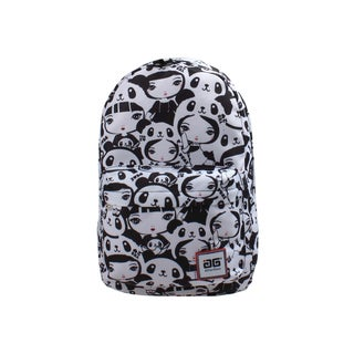 AfterGen Anti-Bully Panda Girl Backpack