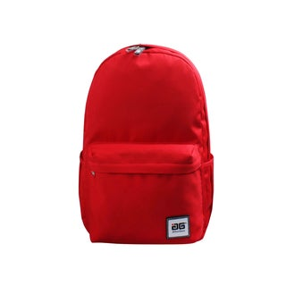 AfterGen Anti-Bully Classic Red Backpack