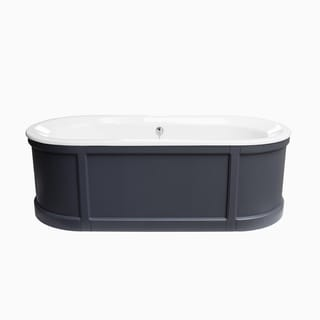 "MAYKKE 71"" Hutton Freestanding Bathtub"