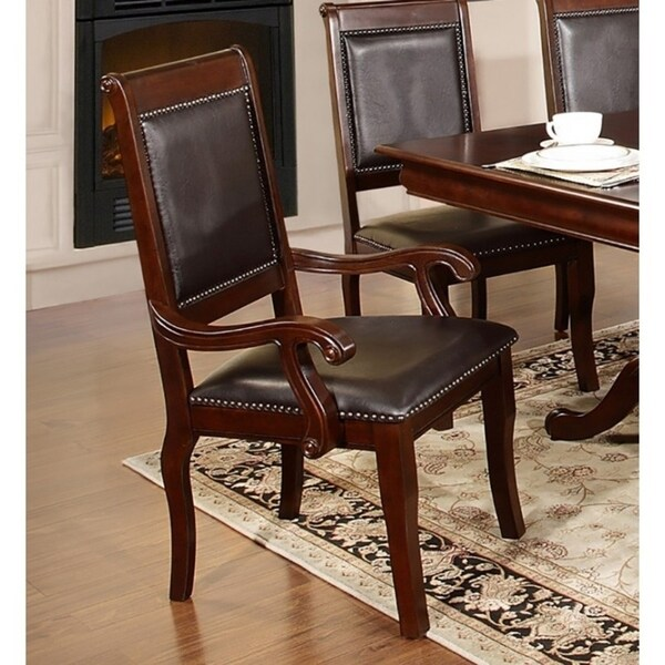 Quality Dining Furniture: Shop Best Quality Furniture Traditional Light Cappuccino